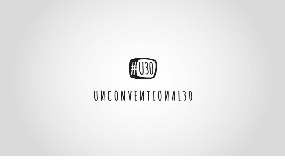 #U30 – Unconventional30
