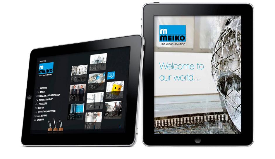 Meiko digital magazine